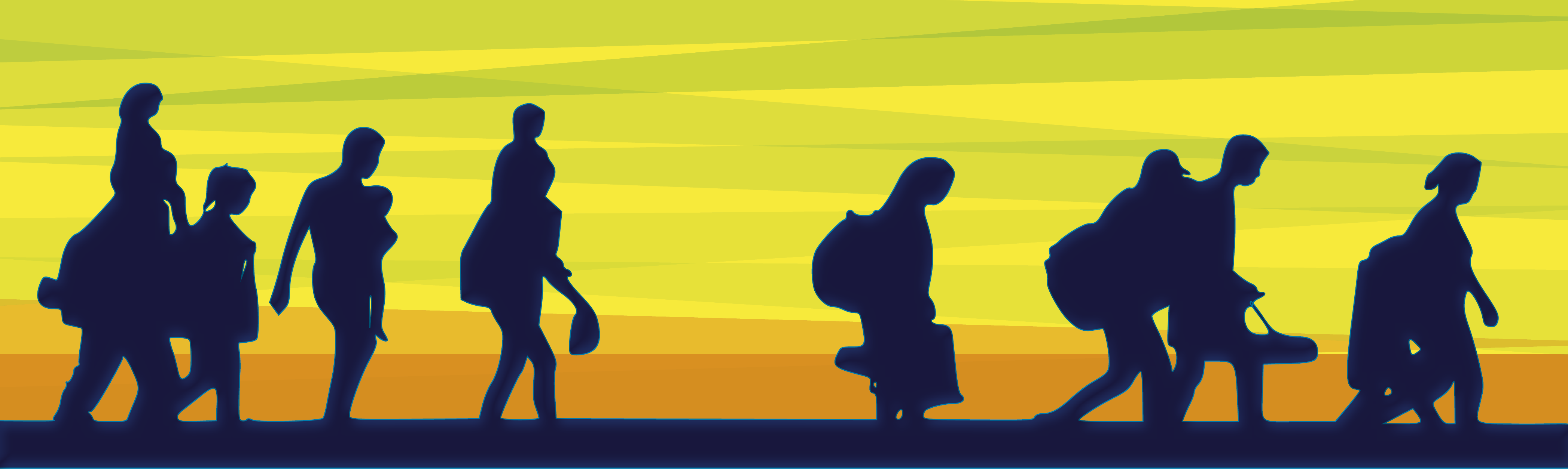 Lidé v pohybu